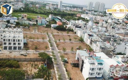 Bán lô đất đường Huỳnh Tấn Phát , Thị Trấn Nhà Bè