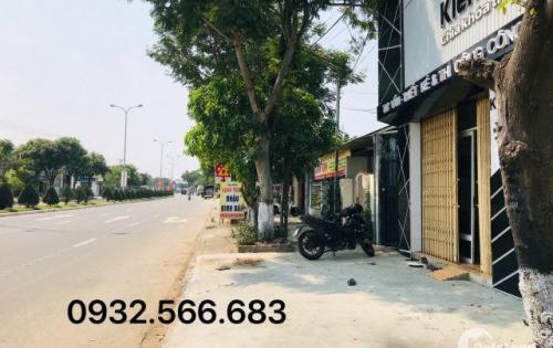 Bán lô đất mặt tiền đường 33m gần biển Xuân Thiều thích hợp ở, đầu tư, làm văn phòng