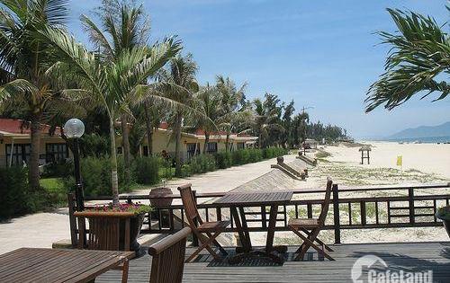 Chính chủ bán lô đất mặt tiền Nguyễn Lương Bằng, gần khu du lịch biển Xuân Thiều