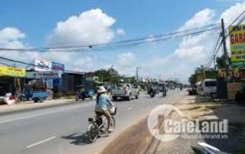 Chỉ cần 650tr sở hữu ngay lô đất tại KDC Phố Phùng Hưng, SHR, thổ cư %