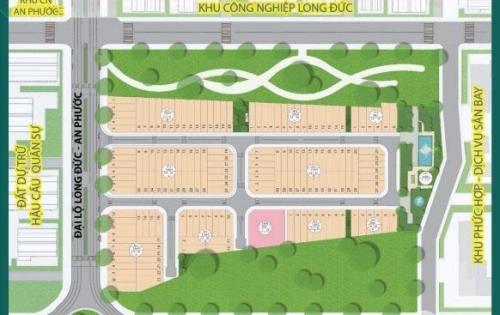 Bán đất dự án gần sân bay Long Thành đã pháp lý đầy đủ đã có SHR
