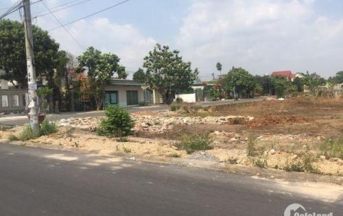 Kẹt tiền cần bán gấp lô đất mặt tiền đường Phùng Hưng Chỉ 650tr, SHR, Thổ cư 100%
