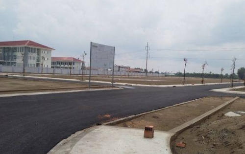 Bán đất gần sân bay Long Thành, sổ đỏ, hạ tầng hoàn chỉnh chỉ 3,9 triệu/m2