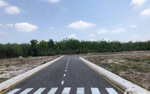 Đất nền SHR, thổ cư 100% giá 6tr/m2 liền kề hồ sinh thái Lộc An
