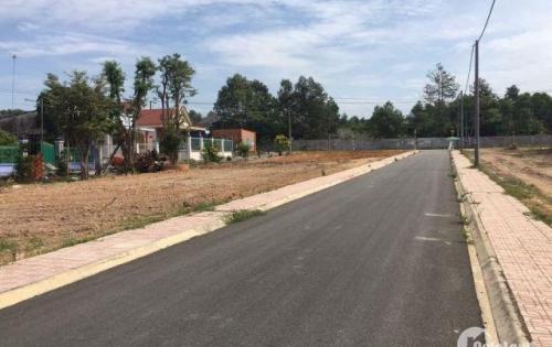 Bán lô đất nền Cơ sở hạ tầng hoàn thiện, sổ đỏ, thổ cư