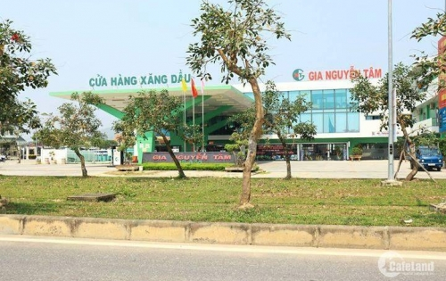 Bán lô đất MT đường Đỗ Bá, giá bán: 230 triệu/m2, thích hợp xây khách sạn và homestay