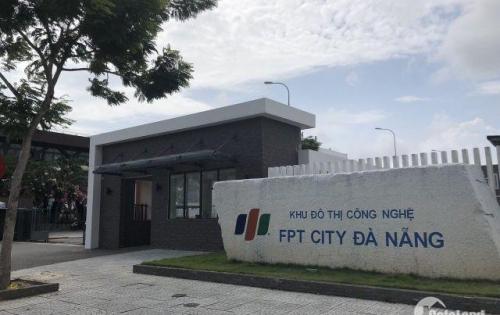 Chính chủ bán đất đối diện công viên trung tâm KĐT FPT Đà Nẵng giá rẻ