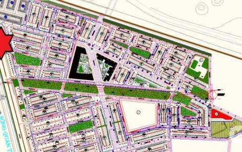 Vị trí đẹp, mặt tiền đường số 1A, KĐT Lê Hồng Phong Nha Trang, cần bán.