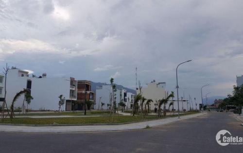 Lô đất 2 mặt tiền nằm sát công viên, KĐT LHP2, Nha Trang. Thuận tiện để ở và kinh doanh