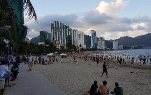 Bán 171m2 đất gần biển Nha Trang, phù hợp kinh doanh khách sạn, căn hộ