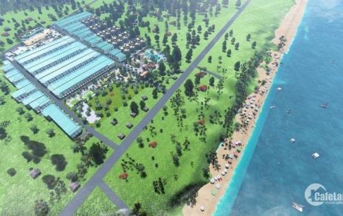 bán đất nền mặt tiền quốc lộ 1A , ngay khu công nghệ cao Dung Quất