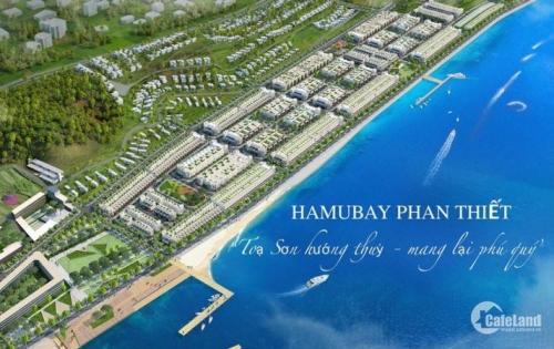 Hamubay - Dự án nghỉ dưỡng biển hot nhất Phan Thiết