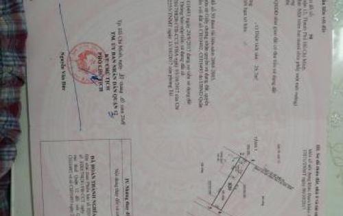 Tôi chính chủ cần bán lô đất, dự án ở đường Trần Thị Do.