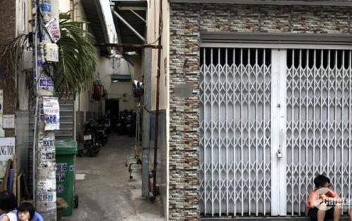 Cần bán nhà trọ 8p+ 1kiot phường trung mỹ tây ,q12 DT: 215m2(8*26m), giá: 2ty4