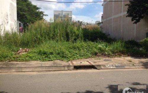 Bán lô đất đẹp vuông vứt hẻm 1 sec đường Nguyễn Anh Thủ, Q12. DT: 5*25,5m, 1ty1, shr LH: 0934053831