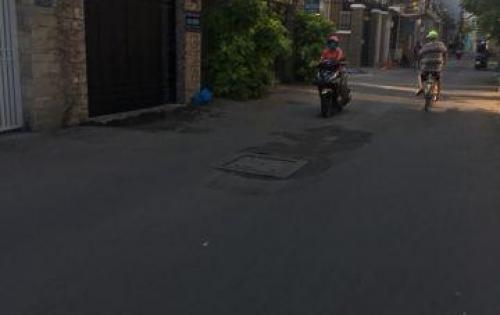Bán đất 2 mặt tiền khu kiều đàm ,kp4, Tân Hưng , Q7