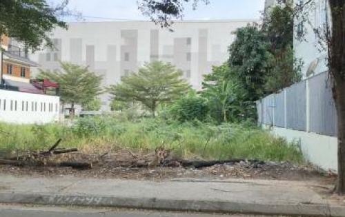 Bán gấp lô đất mặt tiền đường (sau lưng Vivo City) Quận 7