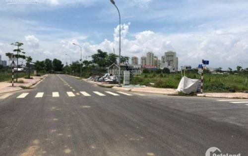 Bán đất MT Phạm Thế Hiển ngay KDC Phú Lợi Q8,gần siêu thị,trường học. DT 5x16m, giá 16tr/m2, SHR,XDTD, Lh;0902236311 Cường