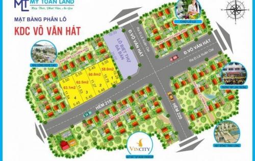 Cần bán mặt tiền hẻm 218 đường Võ Văn Hát, P.Long Trường, Quận 9