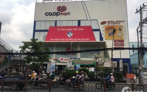Ngân hàng thanh lí 4  lô đất KDC đường Quang Trung, Gò Vấp,