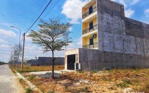 Ngân hàng Sacombank hỗ trợ thanh lý 25 nền đất KDC siêu đẹp giá từ 810 triệu đã có sổ hồng riêng