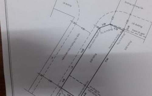 Bán MTKD Lê Trọng Tấn, góc 2 MT, 116,6m2, 17 tỷ