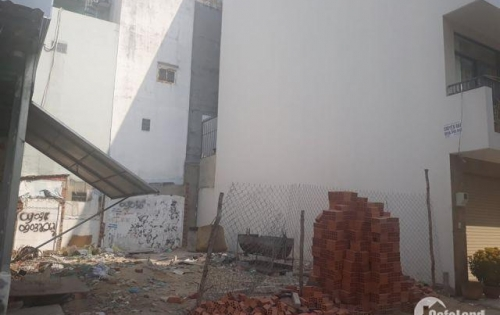 Cần bán lô đất hẻm Suối Reo, Tân Hương, diện tích 4 x 13m.