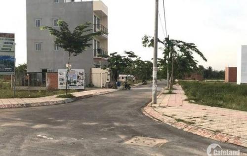 Bán đất 5x15 đối diện công viên, đường 25, P.Hiệp Bình Chánh
