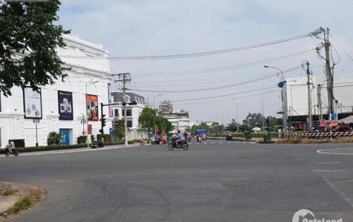 Mở Bán Dự Án Khu Đô Thị Mới Tp Tân An. Gía 600TR/NỀN. SHR