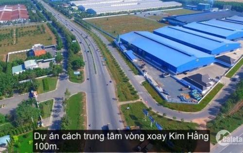 Đất 2 mặt tiền ĐT 746 chỉ 599tr gần UBND Khánh Bình KCN Nam Tân Uyên 0961890990