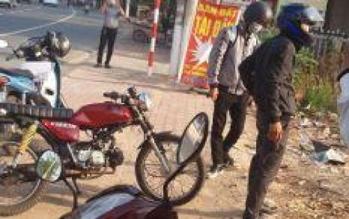 Chính chủ cần bán gấp lô đất mặt tiền đường Thuận An Hòa.