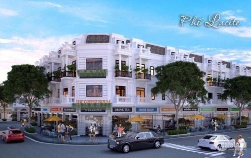 Bán nhà phố thương mại Thuận An Bình Dương