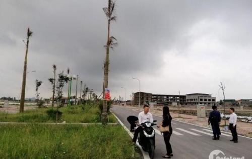 Đất nền dự án Uông Bí New City