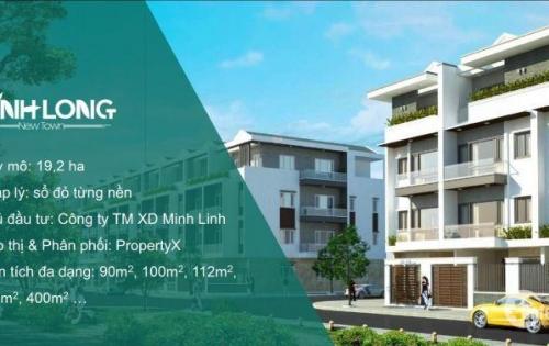 PropertyX - Chính thức nhận giữ chỗ dự án Vinh Long New Town - Chỉ 50tr/nền - LH: 079 7772 179