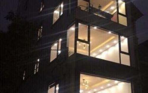 Kinh doanh hiệu suất cao mặt phố Nguyễn Thái Học, Ba Đình, 7 tầng thang máy.0966311810.