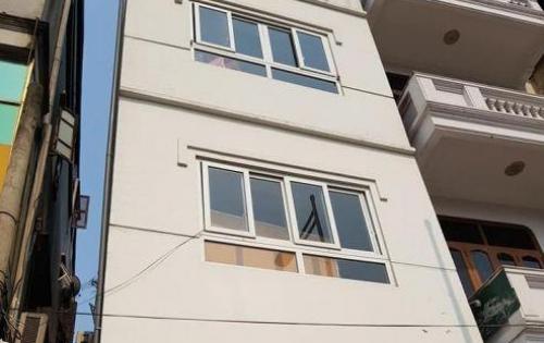 Bán nhà mặt phố Bưởi 60m2 4 tầng 4 mặt tiền 11.5 tỷ Ba Đình ô tô hao làn đường tránh nhau