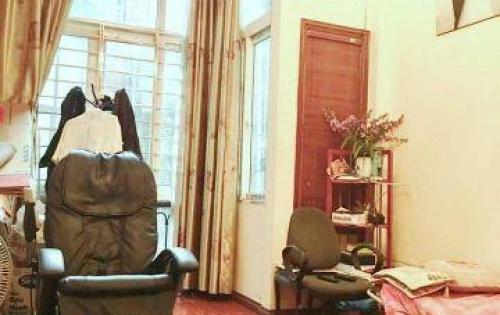 Nhà phố Giang Văn Minh – Đội Cấn, Ba Đình, cách mặt phố 25m, giá 3.2 tỷ