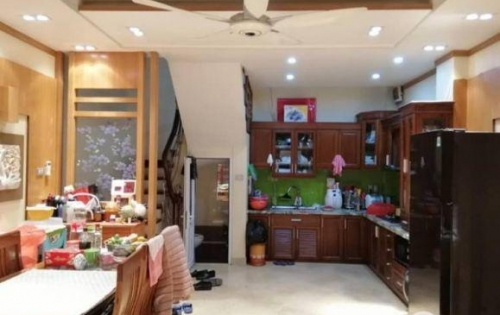 Bán nhà riêng mới quận Ba Đình, ngõ 3m, ô tô 33m, 36m2 x 5 tầng