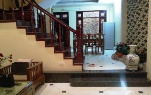 Cần bán nhà mới 5 tầng, hướng Đông Nam, 3 phòng ngủ quận Ba Đình