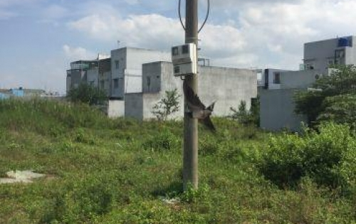 Bán gấp lô đất gần kcn THUẬN ĐẠO, mặt tiền đường Phan Văn Mãng