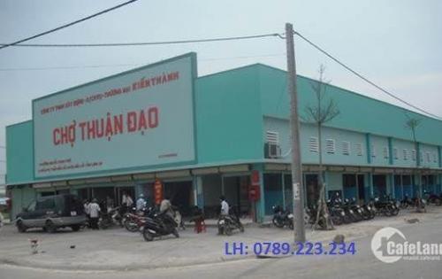 Bán nhà cấp 4 ngay chợ Thuận Đạo 5x18 = 90m, 1 tỷ