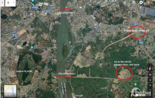 Bán đất tại Phường Phước Tân, Biên Hòa,  Đồng Nai diện tích 100m2  giá 800 Triệu : 0974563579