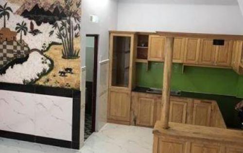 Bán nhà 45m2, mới đẹp, hẻm Nguyễn Văn Đậu phường 6 quận Bình Thạnh