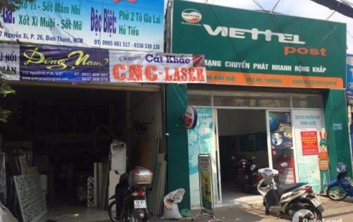 Chính chủ bán căn nhà MT Phan Văn Hân, P17, Bình Thạnh 4.5x18m 12 tỷ 0822929283