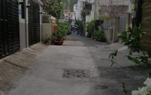 Cần bán gấp căn nhà 1 lầu diện tích công nhận 115m2 đường Nguyễn Cửu Vân, P17, Bình Thạnh