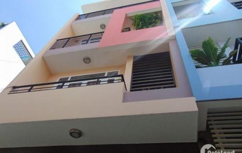 Nhà Lê Quang Định, Bình Thạnh: 45m2, 3 lầu, HXH– 5.6 tỷ
