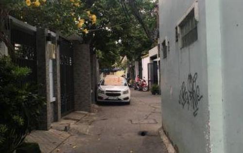Bán nhà 2MT HXH , 5/ Nơ Trang Long, P7, Bình Thạnh, DT 5x10m nở hậu, 1T4L giá 6.5tỷ - 0933840750