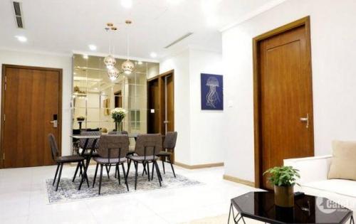 Căn hộ 3PN bán giá 6.1 tỷ dt 125m2 tại Vinhomes Tân Cảng - Không nội thất