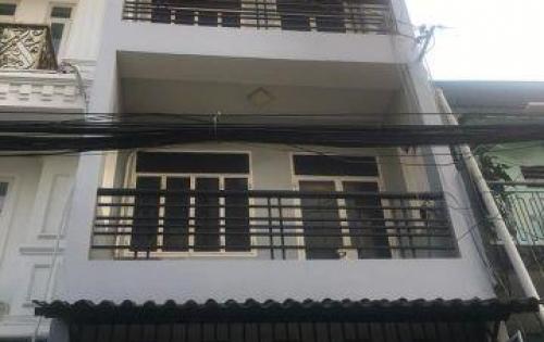 Bán nhà Vũ Huy tuấn Bình Thạnh, 4 tầng, 45m2, Giá 4.8 tỷ.