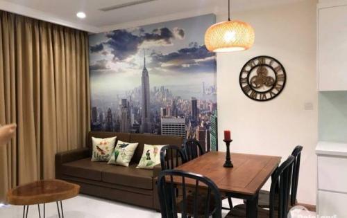 Bán căn hộ CC 2pn giá 4.3 tỷ dt 82m2 tại dự án Vinhomes Central Park